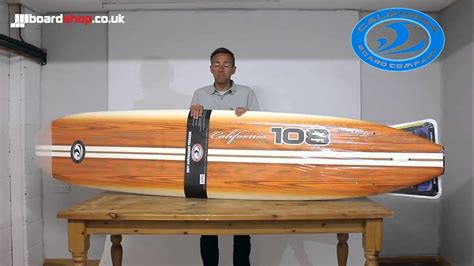 California Board Company 108 9ft Surfboard Review - YouTube