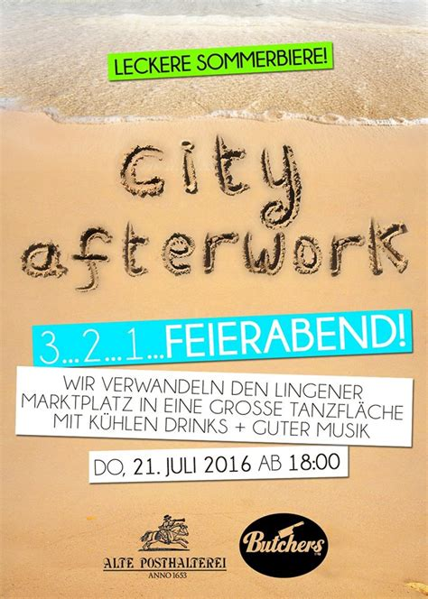 City After Work 2016 - LNGN