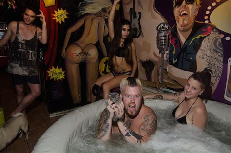 Mike Busey & the Sausage Castle: An in-depth look from