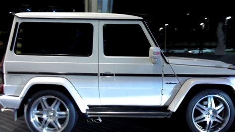 Dubai's only 2-door (fake) G63 AMG Mercedes-Benz with