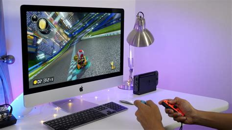 How to play Nintendo Switch and other game consoles on