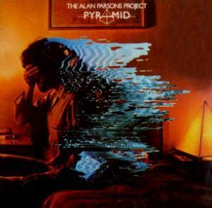 The Alan Parsons Project: Pyramid - LP (1978)