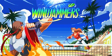 """Windjammers Review (Switch) - """"Bringing the Nostalgia"""