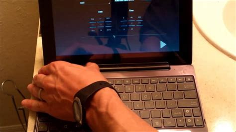 HOW TO FIX ASUS TABLET RESET REVIEW - YouTube
