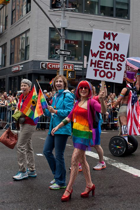 the historic 2015 NYC Gay Pride March in pics