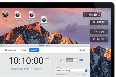 We have released the new Timer for Mac 9