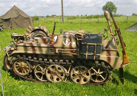 Pin on WW2 Small German Military Vehicles