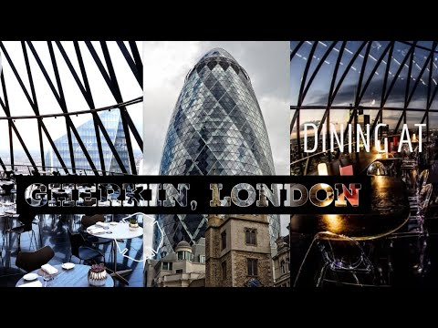 Searcys launch The Gherkin online gifting service with Preoday