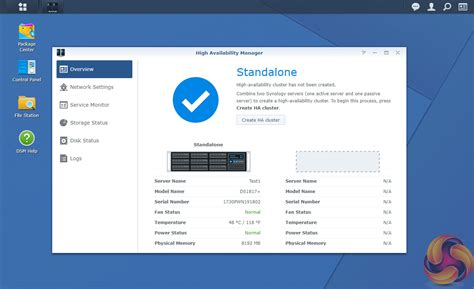 Synology DiskStation DS1817+ (8GB) 8-bay NAS Review