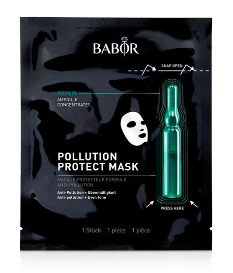 BABOR Pollution Protect Mask – Event-Magazin