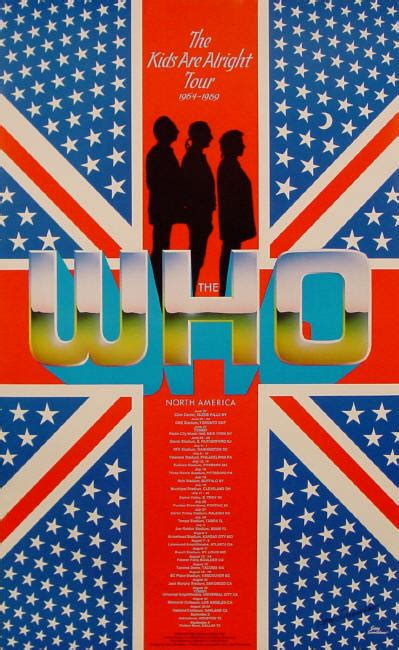 The Who - Posters - Page 11
