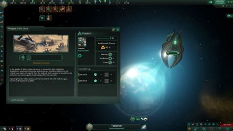You might need to bring a shovel for Stellaris: Ancient