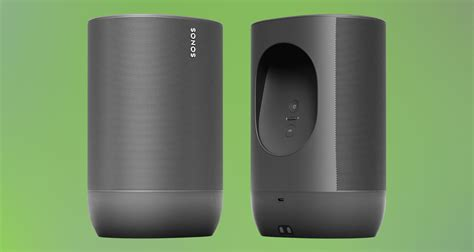 Sonos Move AirPlay 2 Portable Speaker Announced Along With