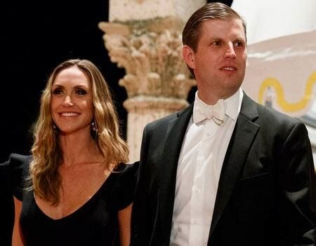 How Eric Trump and Wife Lara Became the Most Normal, Least