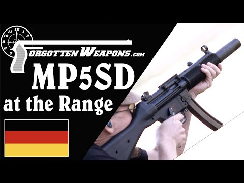 Custom GSG-522 with modifications - YouTube