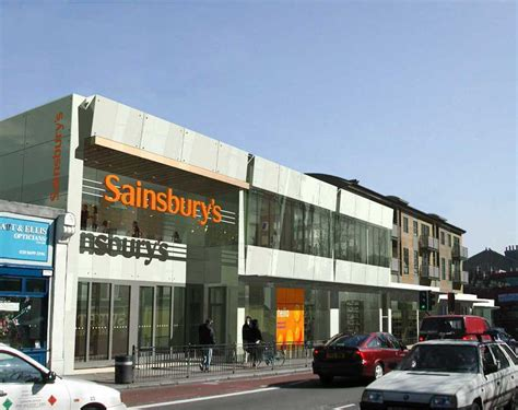 Sainsbury's Food Store, Forest Hill, London - Canon House