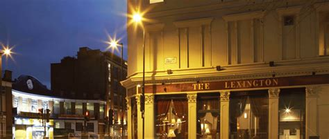 The Lexington - One of the Best Pubs in Islington, London