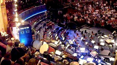 Cathode Ray Tube: PROMS 10 & 11: DOCTOR WHO PROM / Review