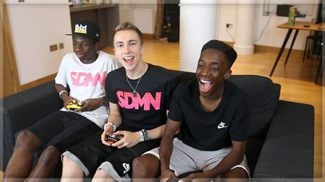 BROTHER' FIFA! With Tobi & Manny - YouTube