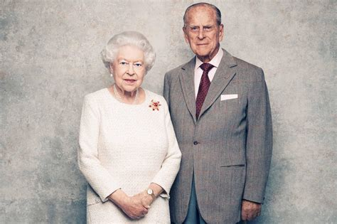 The Queen and Prince Philip's 70th wedding anniversary: 17