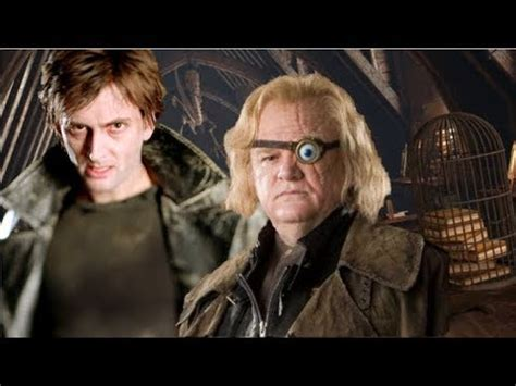 Why Did Barty Crouch Jr Demonstrate The 3 Unforgivable