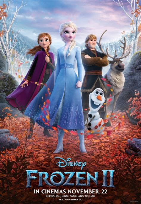 Disney partners with 67 brands to bring alive Frozen 2 magic