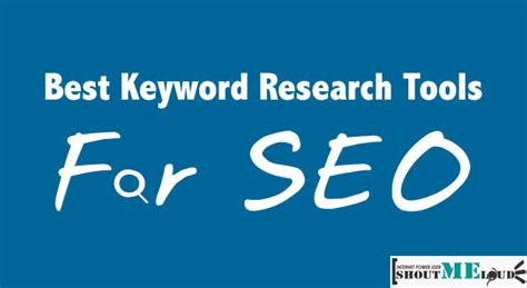 Best Keyword Research Tools For SEO in any Niche: 2019 Edition