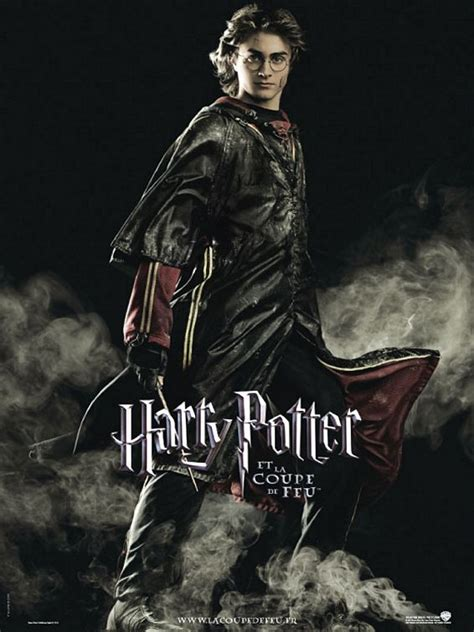 The SF Site Featured Review: Harry Potter and the Goblet