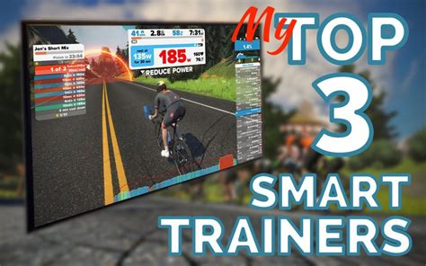 My Top 3 Smart Bike Trainers For Zwift - 2018 Edition