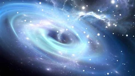 Did Black Holes Make It Possible For Life To Exist In The