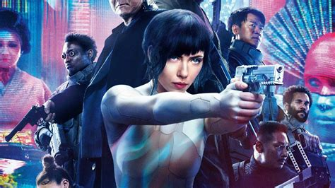 Ghost in the Shell 2017 Wallpapers | HD Wallpapers | ID #20125