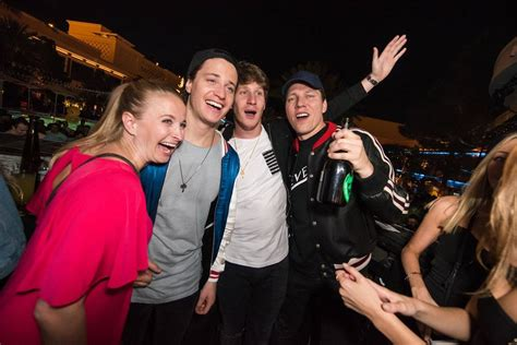 It is him: DJ Kygo is stealing the show in his Wynn