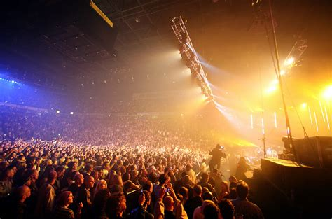 Manchester Arena   Music in Manchester