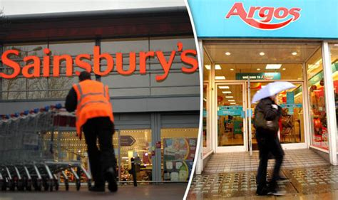 Argos gains and inflation help Sainsbury;s to positive