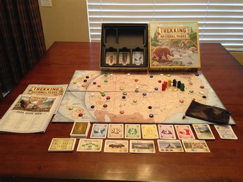 Board Game Brings National Parks To Your Living Room   KJZZ