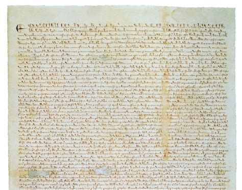 Historic People & Events: Chapter 11: Magna Carta