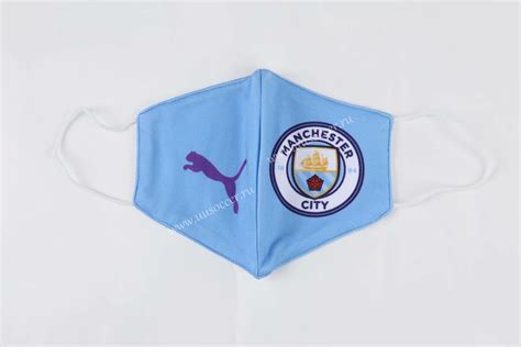 Manchester City 2020 New In Stock!Anti Dust Face Mouth